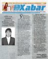 Xabar 52 (1318) 29-dekabr 2017 O'zbekiston Respublikasi Axborot Texnologiyalari va Kommunikatsiyalarini Rivojlantirish Vazirligi nashri