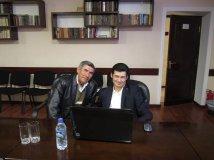 Саламат Авезов – ИТ технолог, Веб-дизайнер, Таржимон ва ҳаваскор журналист