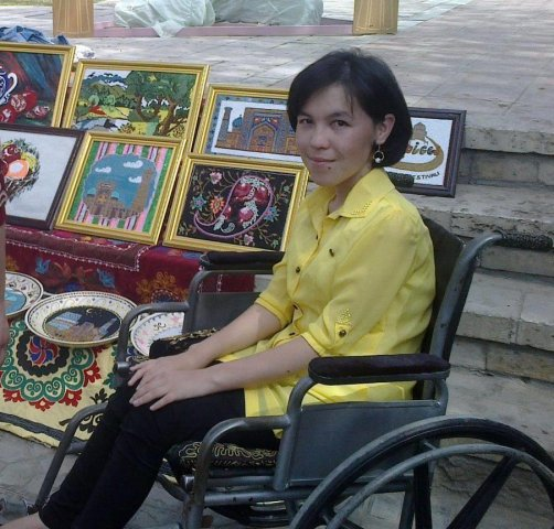 Барно Нарзуллаева – Өнермент