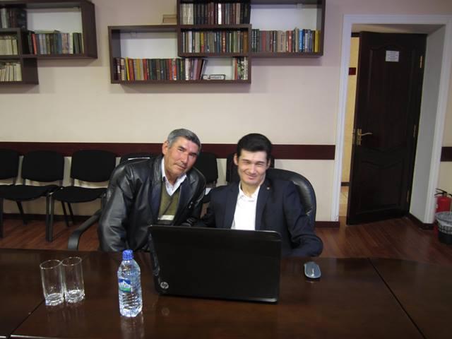 Саламат Авезов – ИТ технолог, Веб-дизайнер, Аўдармашы ҳәм ҳәўескер журналист